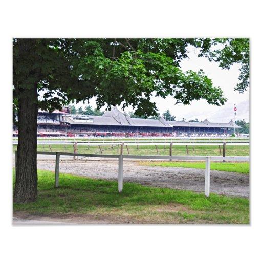 Corte del circuito de carreras y de Clare de Sarat Impresiones Fotográficas