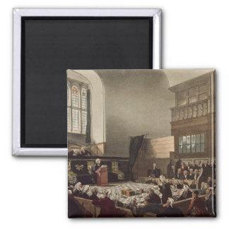 Corte del ministerio de Hacienda, Westminster Hall Iman De Nevera