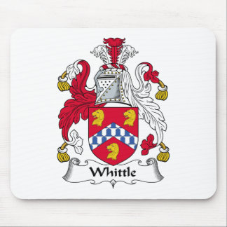 Corte el escudo de la familia alfombrilla de ratón