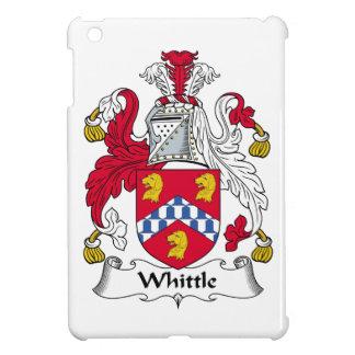 Corte el escudo de la familia iPad mini funda