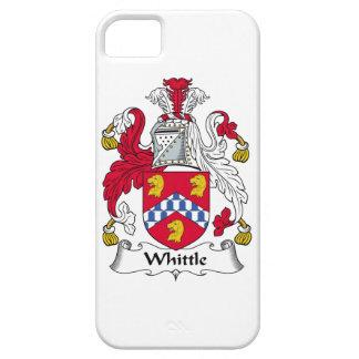 Corte el escudo de la familia iPhone 5 protector