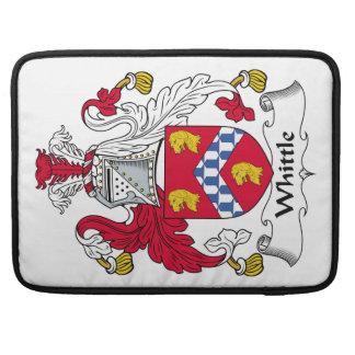 Corte el escudo de la familia fundas para macbooks
