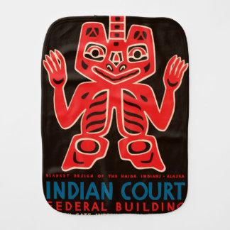 Corte india, edificio federal paños para bebé