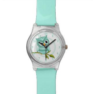 Corte los #Watches #Accessory del reloj azul del b