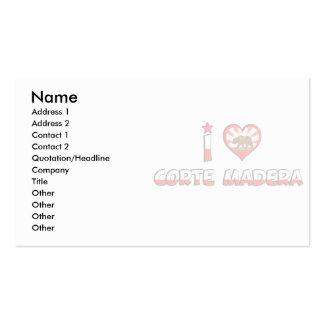 Corte Madera, CA Business Card