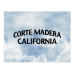 Corte Madera California Postcard