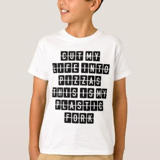 Corte mi vida en dos pizzas camisas