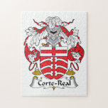Corte-Real Family Crest Puzzles