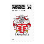 Corte-Real Family Crest Stamps