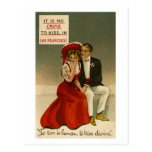 Cortejo Postcard (1909) Postal
