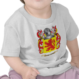 Cortens Coat of Arms T Shirt