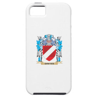 Cortes Coat of Arms - Family Crest iPhone 5 Cover