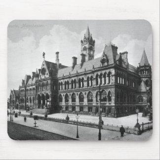 Cortes de la tasa, Manchester, c.1910 Tapete De Raton