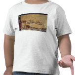 Cortes sails for Mexico, 1518 Tees