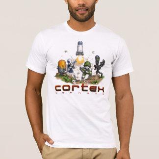 Cortex Command Splash Fitted Shirt
