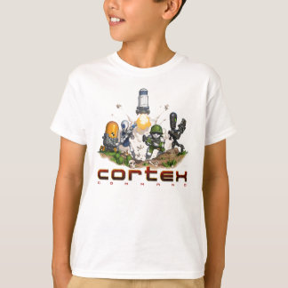 Cortex Command Splash Youth Shirt