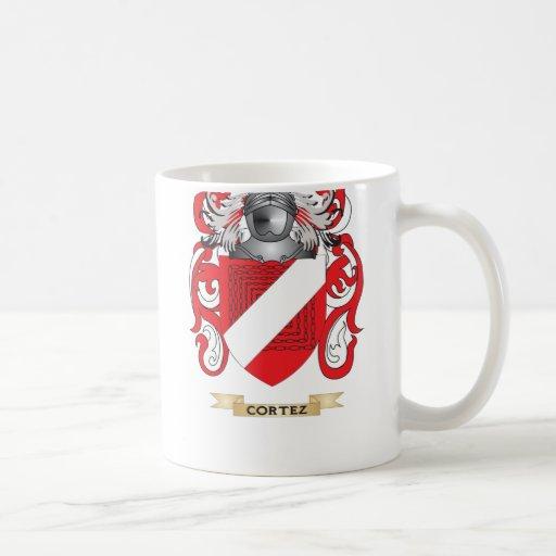 Cortez Coat of Arms Coffee Mug
