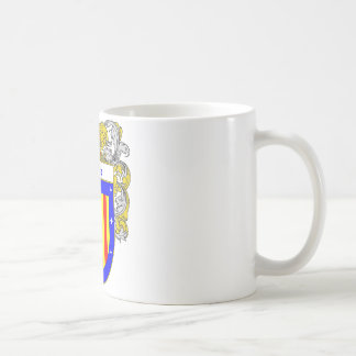 Cortez Coat of Arms (Mantled) Classic White Coffee Mug