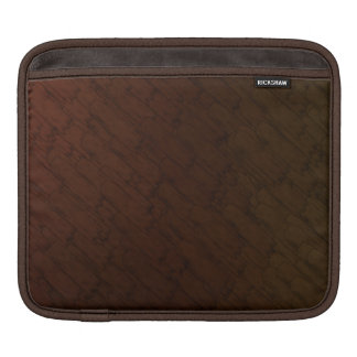 Corteza Camo de la selva Funda Para iPads