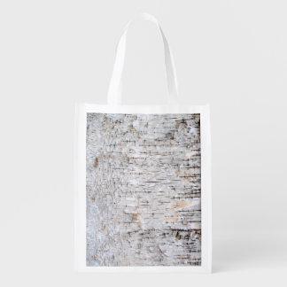 Corteza de abedul bolsas para la compra