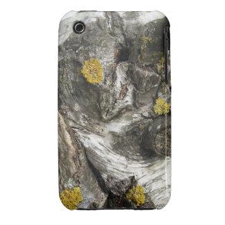 Corteza de abedul de plata funda para iPhone 3