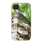 Corteza de árbol Case-Mate iPhone 4 carcasas