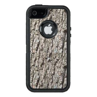 Corteza de árbol funda otterbox para iPhone 5/5s/SE