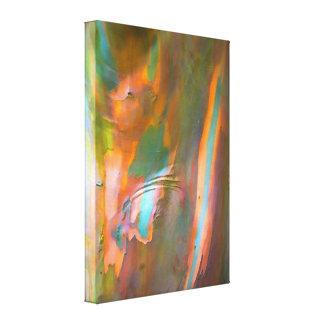 corteza del eucalipto del Impresionista-estilo Impresiones De Lienzo