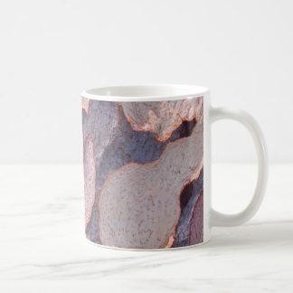 Corteza del eucalipto taza clásica