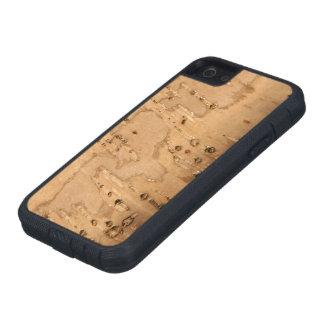 Corteza Funda Para iPhone SE/5/5s