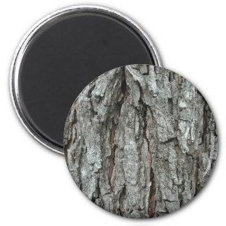 Corteza imponente imán redondo 5 cm