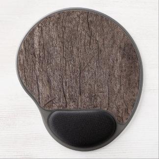 Corteza - naturaleza resistida Brown caliente de l Alfombrillas Con Gel