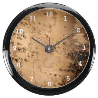 Corteza Relojes Pecera