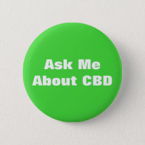 Corticobasal Degeneration CBD Awareness Pinback Button