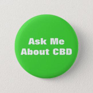 Corticobasal Degeneration CBD Awareness Pinback Button