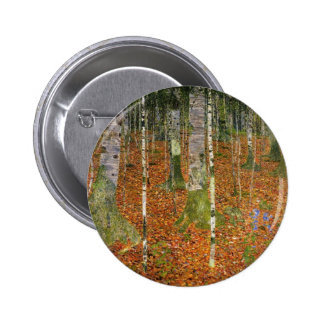 Cortijo con los árboles de abedul pin redondo de 2 pulgadas