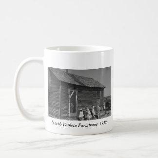 Cortijo de Dakota del Norte, los años 30 Taza