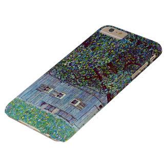 Cortijo en Austria por Klimt, bella arte del Funda De iPhone 6 Plus Barely There