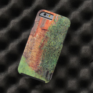 Cortijo en Kammer de Gustavo Klimt, arte del Funda Para iPhone 6 Tough