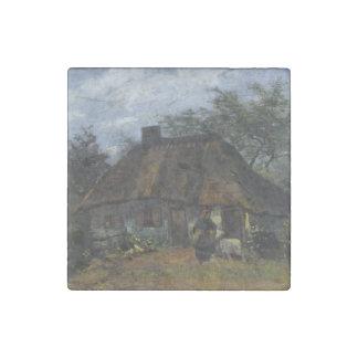 Cortijo en Nuenen de Vincent van Gogh