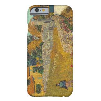 Cortijo en Provence, 1888 (aceite en lona) Funda Para iPhone 6 Barely There