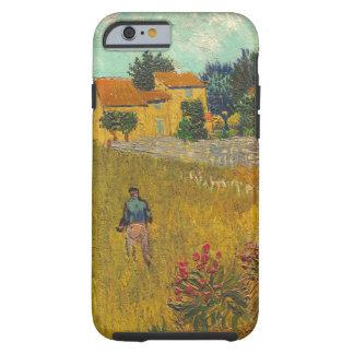 Cortijo en Provence, 1888 (aceite en lona) Funda Para iPhone 6 Tough