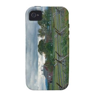 Cortijo - parque nacional Pennsylvania de Case-Mate iPhone 4 Carcasa