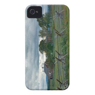 Cortijo - parque nacional Pennsylvania de Case-Mate iPhone 4 Fundas