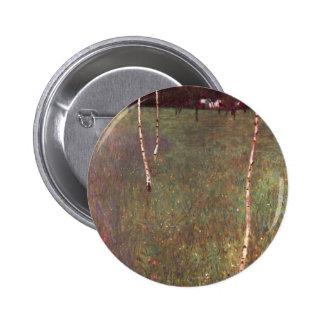 Cortijos con los árboles de abedul pin redondo de 2 pulgadas
