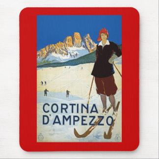Cortina D'Amprezzo Mouse Pad