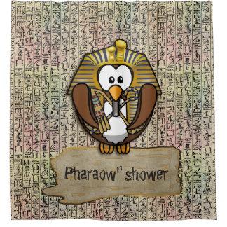 Cortina de ducha de Pharaowl Cortina De Baño