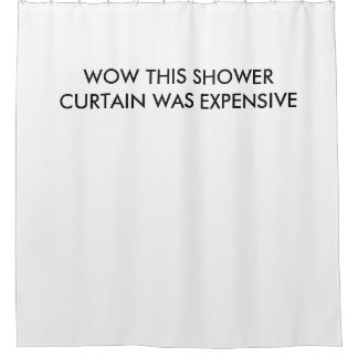 Cortina de ducha demasiado cara cortina de baño
