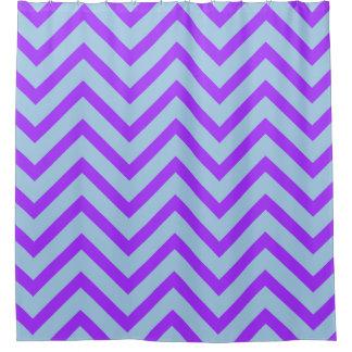Cortina de ducha fresca del modelo púrpura del cortina de baño