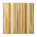 Cortina de la seda del oro teja